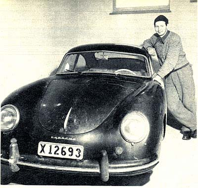Rallarungens bek nnelser del 2 for Porsche ka che